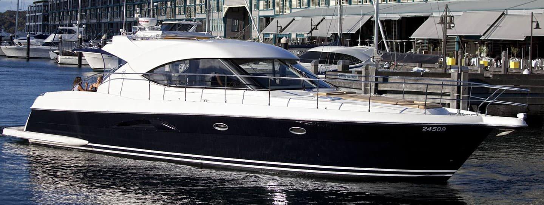 party boats sydney