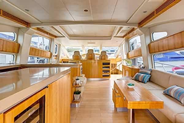 sydney party cruise