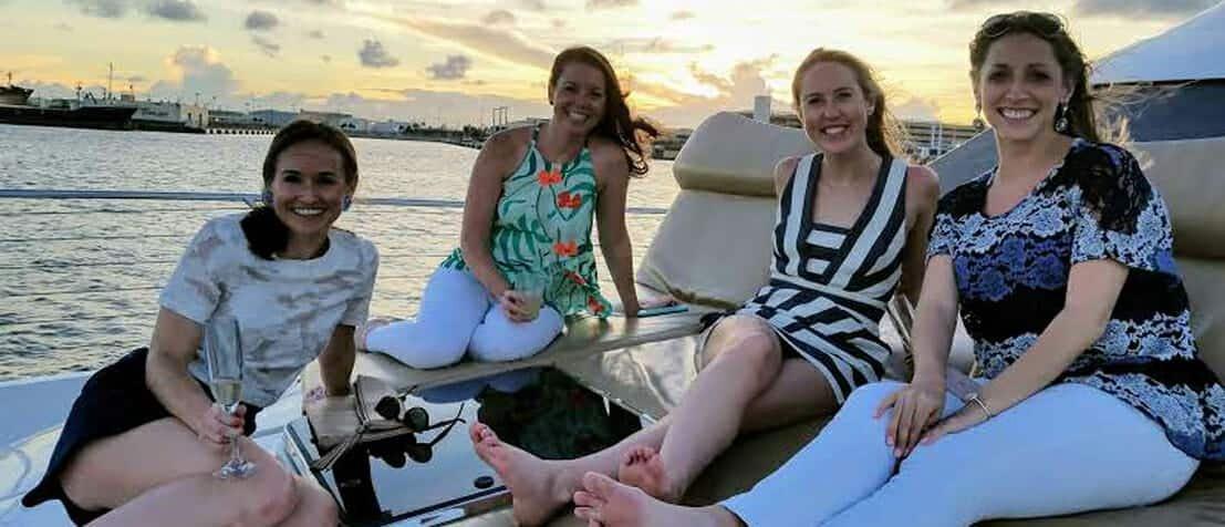 corporate boat hire